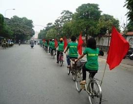Bạn trẻ Xứ Thanh hưởng ứng tháng quốc gia phòng chống HIV/AIDS